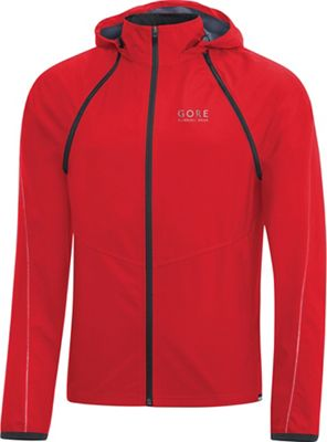 Gore Running Wear Men's Essential Gore Windstopper Zip-Off Jacket