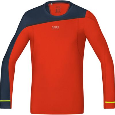 Gore Running Wear Men's Fusion Shirt Long