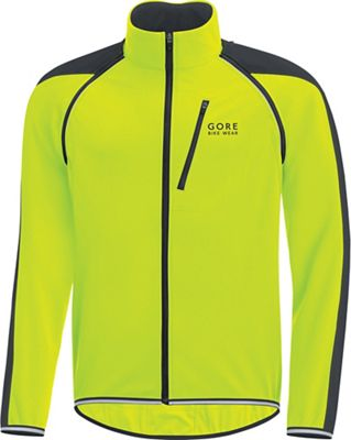 Gore Bike Wear Men's Phantom Plus Gore Windstopper Zip Off Jacket