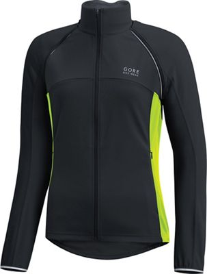 Gore Wear Women's Phantom Lady Plus Gore Windstopper Zip-Off Jacket