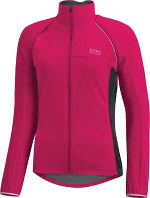 Gore Bike Wear Women's Phantom Lady Plus Gore Windstopper Zip-Off Jacket