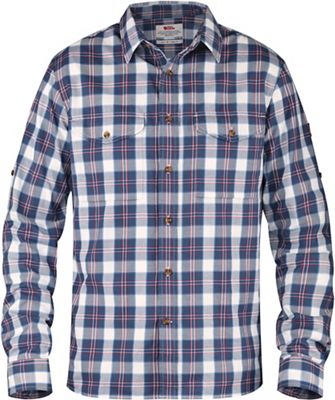 Fjallraven Men's Singi Flannel SL Shirt