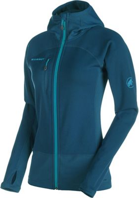Mammut Women's Acoucagua Pro ML Hooded Jacket