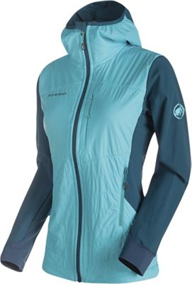 Mammut Women's Foraker IN Light Hooded Jacket