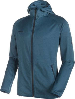 Mammut Men's Go Far ML Hooded Jacket