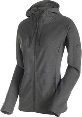 Mammut Women's Logo ML Hooded Jacket