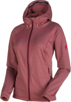 Mammut Women's Runbold ML Hooded Jacket