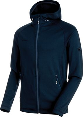 Mammut Men's Runbold ML Hooded Jacket