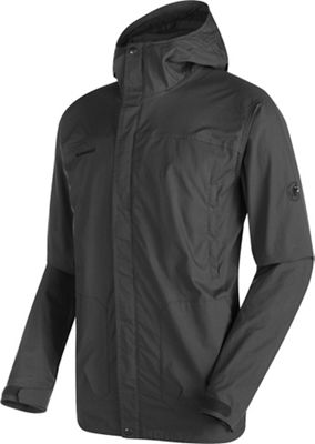 Mammut Men's Trovat Guide SO Hooded Jacket