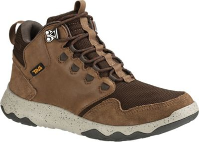 Teva Men's Arrowood Mid Waterproof Boot