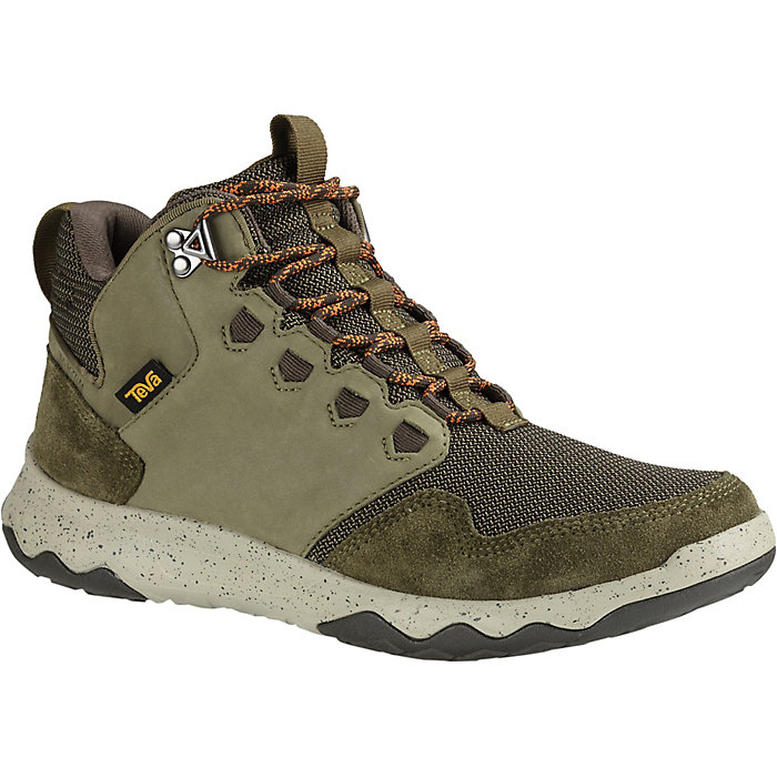 17706a5c0a1 Teva Men's Arrowood Mid Waterproof Boot - Moosejaw
