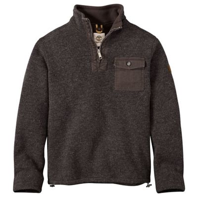 Timberland Men's Branch River Half Zip Fleece Jacket