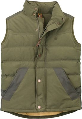 Timberland Men's Cannon Mountain Vest