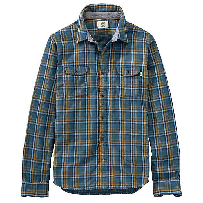 4b0169f08e91 Timberland Men's Double Layer Plaid LS Shirt - Moosejaw