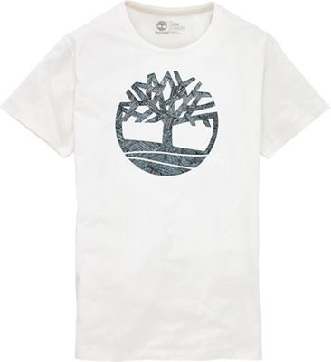 Timberland Men's Kennebec River Pattern Tree SS Tee