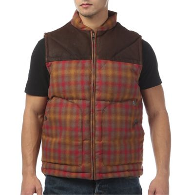 Timberland Men's Pendleton Field Mountain Vest
