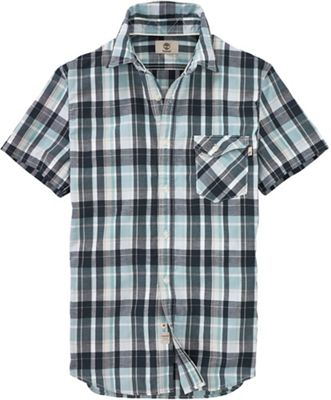 Timberland Men's Still River CoolMax Plaid SS Shirt