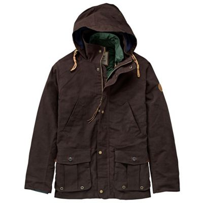 Timberland Men's Waxed Canvas 3-in-1 Field Coat