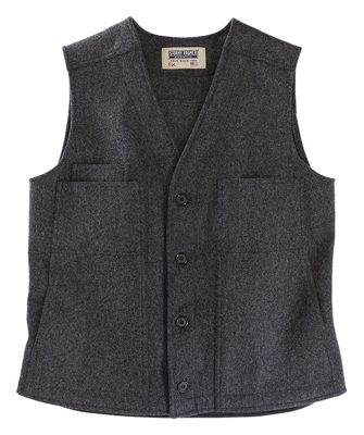 Stormy Kromer Men's Button Vest