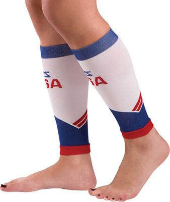 Zensah USA Compression Leg Sleeves