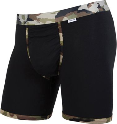 MyPakage Men's Weekday Printed Bands Boxer Brief
