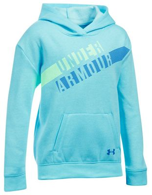 Under Armour Girls' UA Favorite Fleece Hoodie