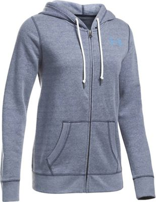 Under Armour Women's UA Favorite Fleece Full Zip Hoodie