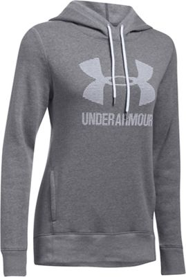 Under Armour Women's UA Favorite Fleece Sportstyle Hoodie