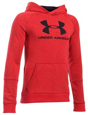 Under Armour Boys' UA Sportstyle Hoodie