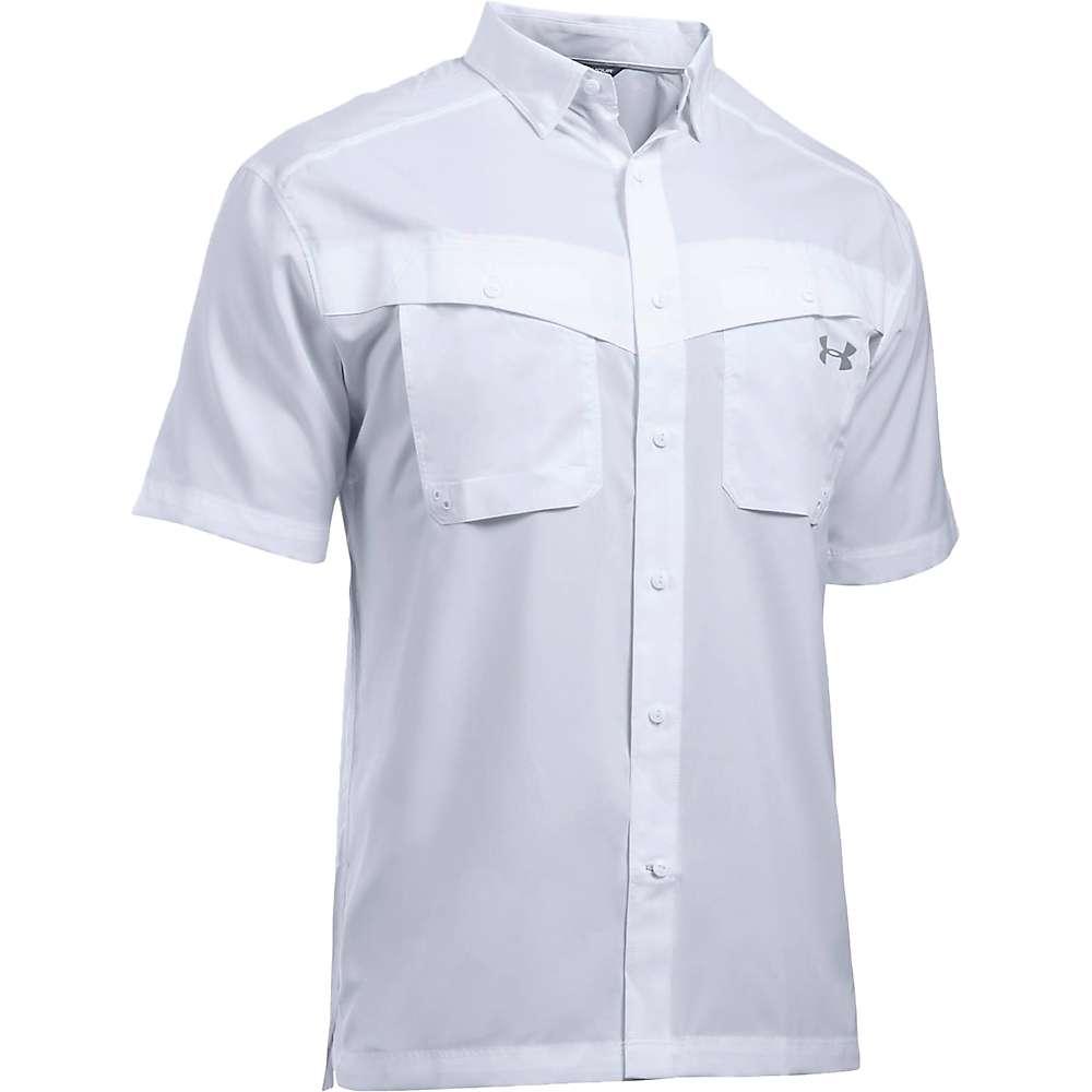 Under armour men 39 s ua tide chaser ss shirt moosejaw for Jawbone fishing shirts