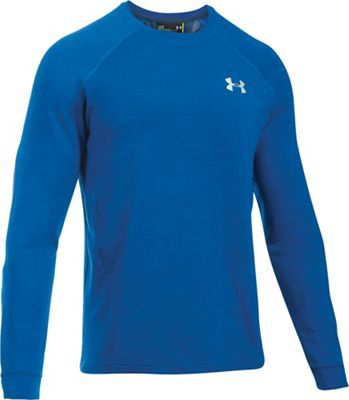 Under Armour Men's UA Tech Terry Crew Neck Top
