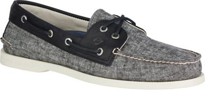 Sperry Men's A/O 2 Eye Linen Shoe