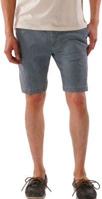 Jeremiah Men's Bryant Stripe Bleached Denim Short