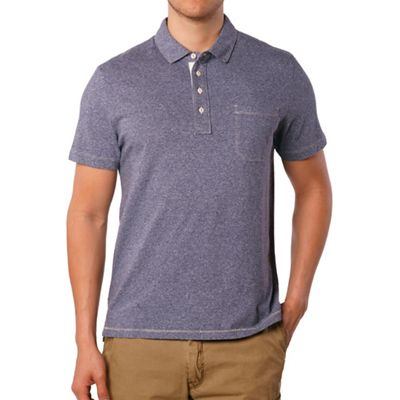 Jeremiah Men's Dixon Twist Yarn SS Jersey Polo
