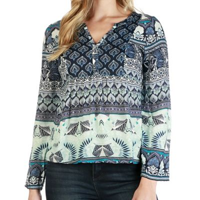 Roxy Women's Havana Printed Top