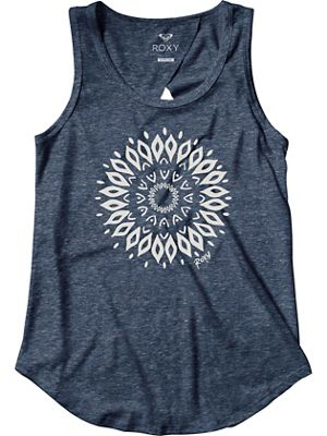 Roxy Women's Mandala Beach Open Back Tank Top