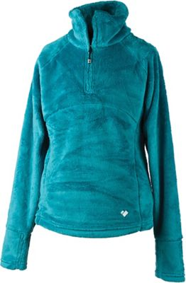 Obermeyer Girls' Furry Fleece Top
