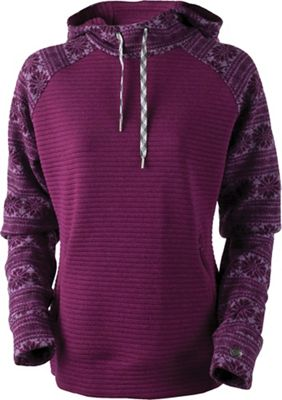 Obermeyer Women's Gracey Hooded Fleece P/O
