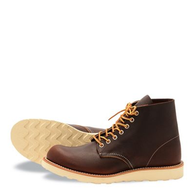 Red Wing Heritage Men's 8196 6-Inch Classic Round Toe Boot