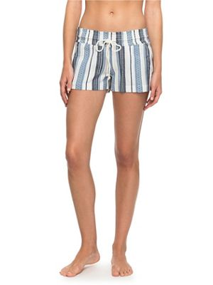 Roxy Women's Oceanside Yarn Dyed Short