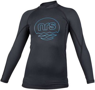 NRS Kids' Rashguard Long-Sleeve Shirt