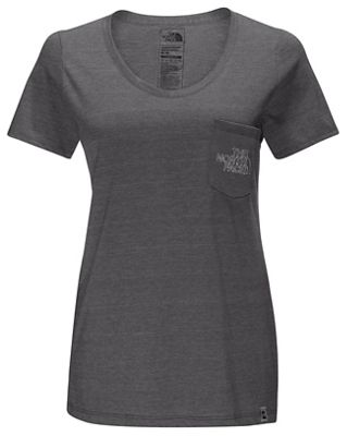 The North Face Women's S/S Americana Pocket Tee