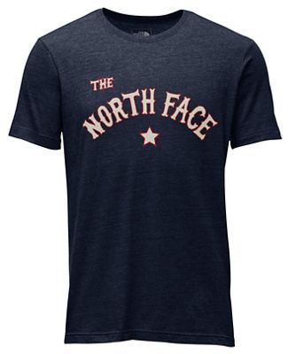 The North Face Men's S/S Americana Tri-Blend Slim Tee
