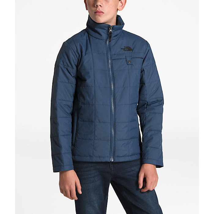fcf6bf01d249 The North Face Boys' Harway Jacket - Moosejaw