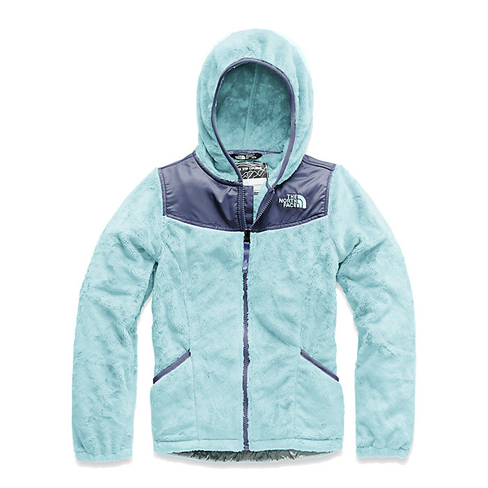 a8c8ab967480 The North Face Girls  Oso Hoodie - Mountain Steals