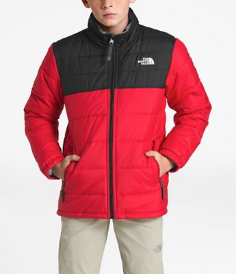 The North Face Boys' Reversible Mount Chimborazo Jacket
