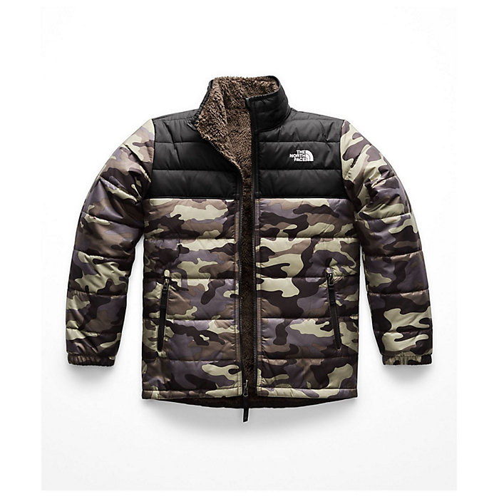 f95454dab80d The North Face Boys  Reversible Mount Chimborazo Jacket - Moosejaw