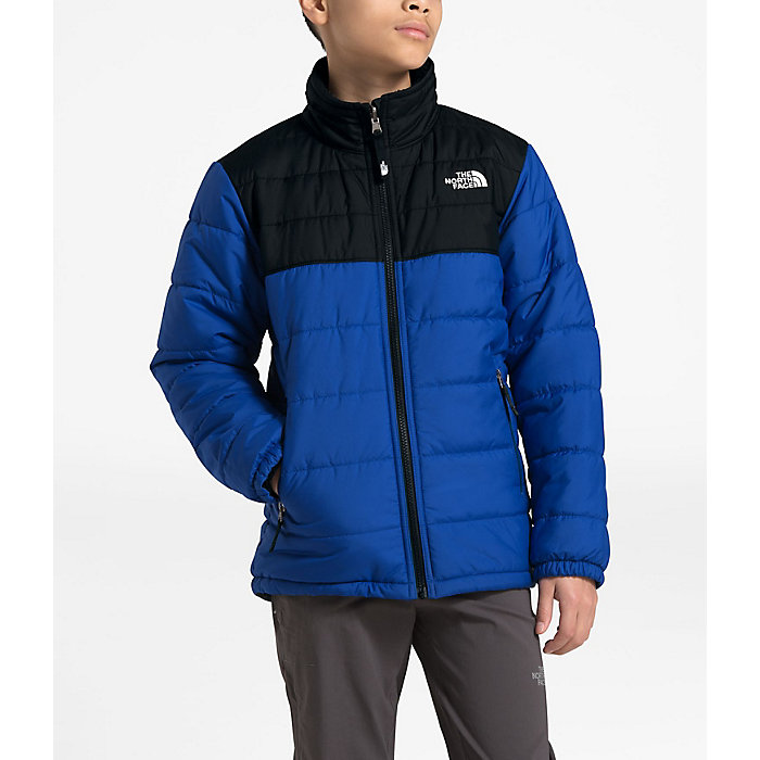 71dfa999b The North Face Boys' Reversible Mount Chimborazo Jacket - Moosejaw