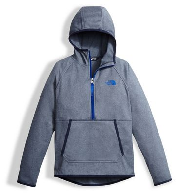 The North Face Boys' Tech Glacier 1/4 Zip Hoodie