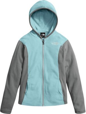 The North Face Girls' Tech Glacier 1/4 Zip Hoodie